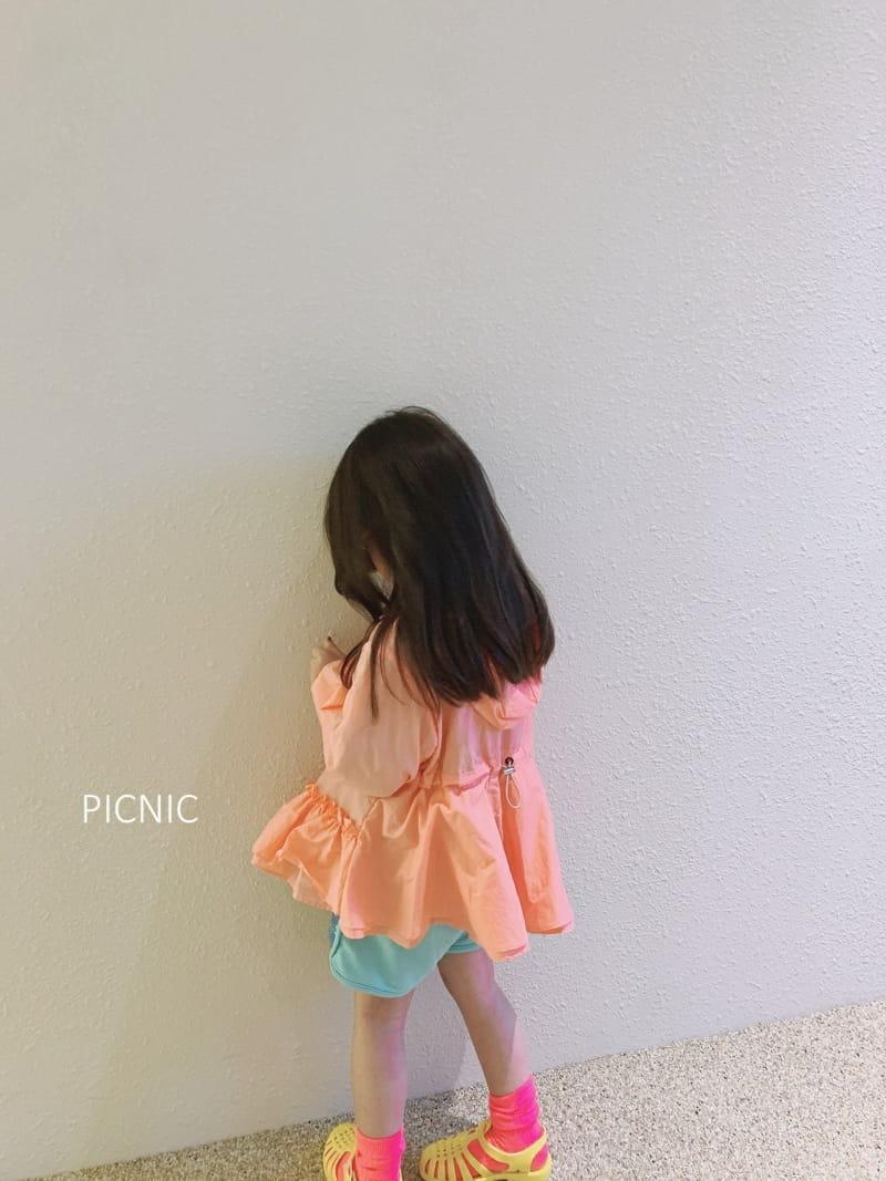 PICNIC - Korean Children Fashion - #Kfashion4kids - Shasha Windbreaker - 4