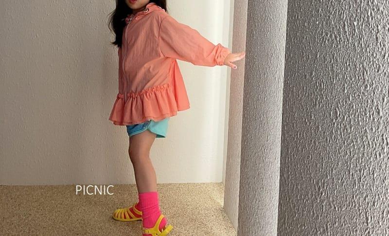PICNIC - Korean Children Fashion - #Kfashion4kids - Shasha Windbreaker - 5