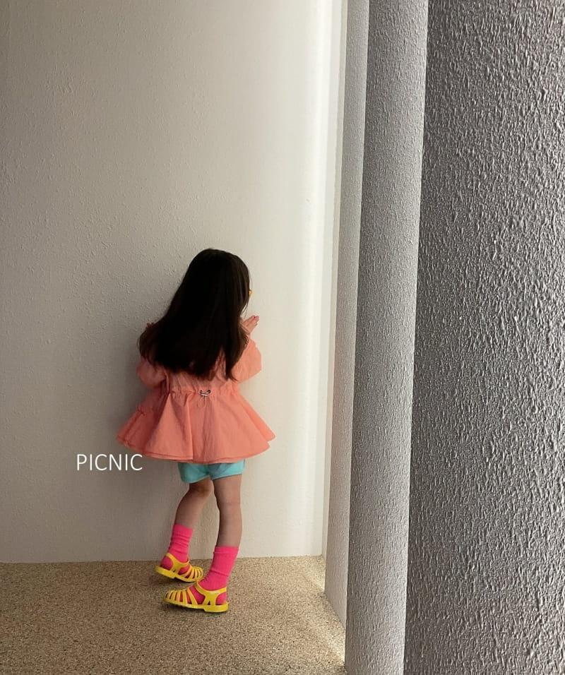 PICNIC - Korean Children Fashion - #Kfashion4kids - Shasha Windbreaker - 6