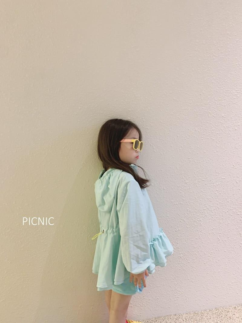 PICNIC - Korean Children Fashion - #Kfashion4kids - Shasha Windbreaker - 9