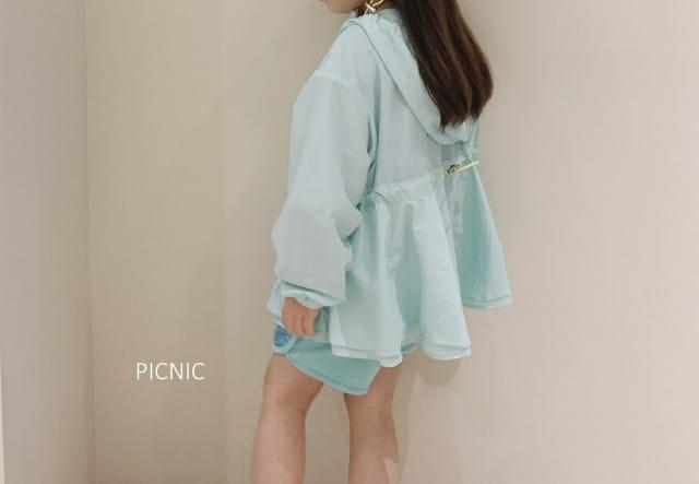 PICNIC - BRAND - Korean Children Fashion - #Kfashion4kids - Shasha Windbreaker