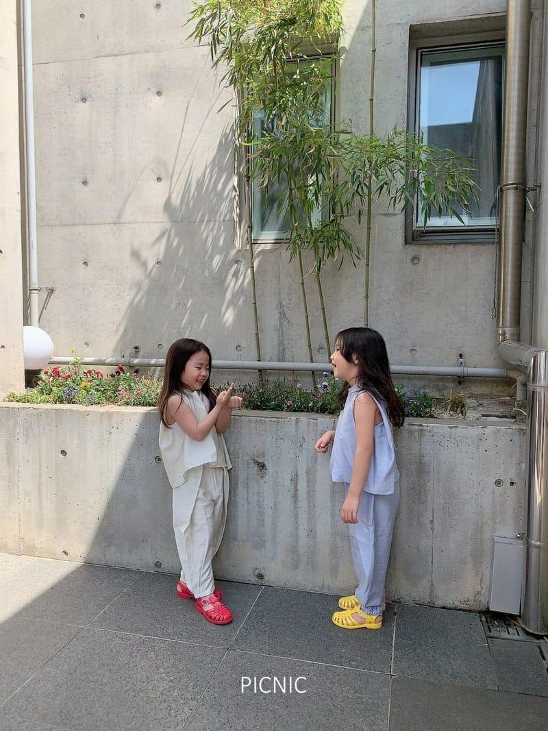 PICNIC - Korean Children Fashion - #Kfashion4kids - Roro Pants - 4