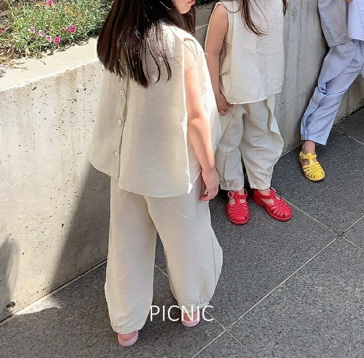 PICNIC - Korean Children Fashion - #Kfashion4kids - Roro Pants - 6