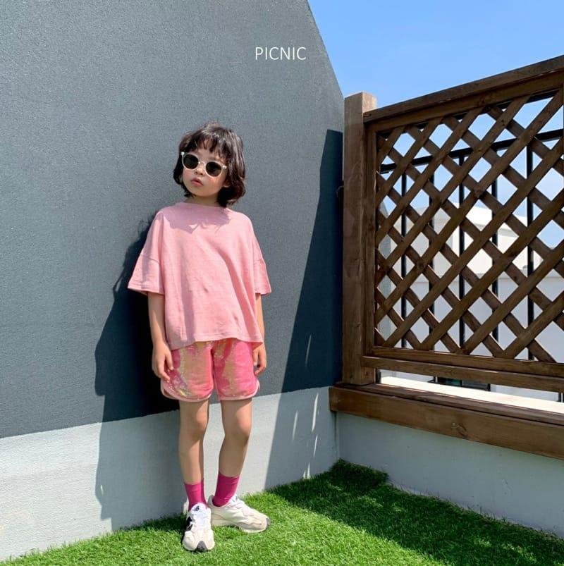 PICNIC - Korean Children Fashion - #Kfashion4kids - Spangle Shorts - 10