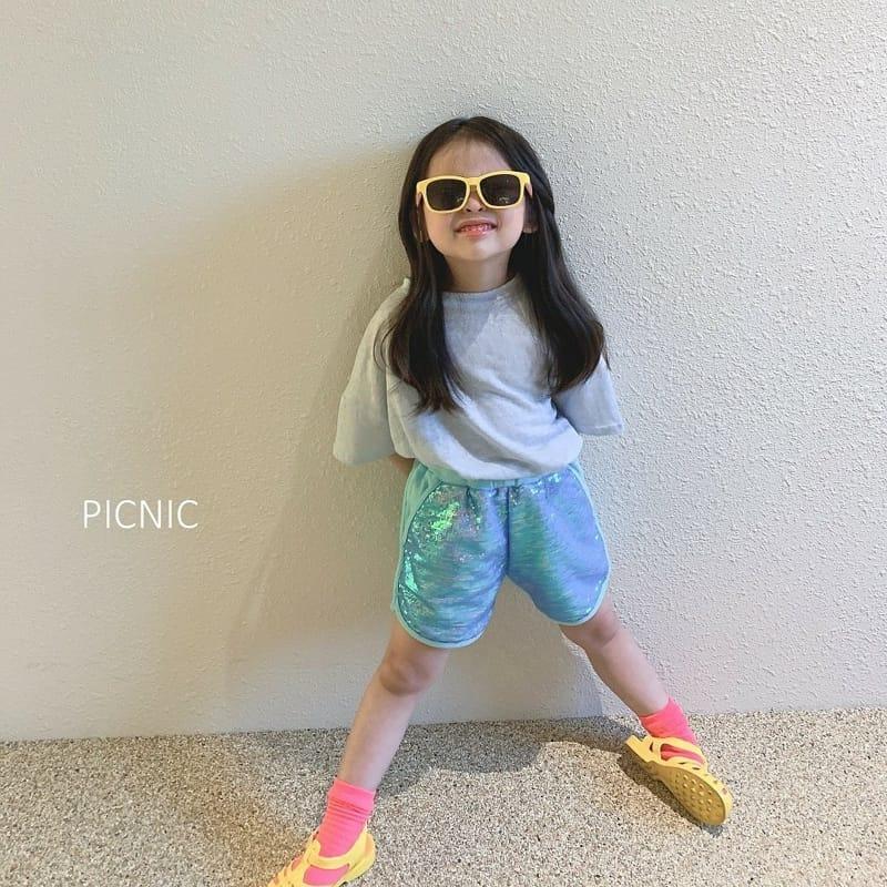 PICNIC - Korean Children Fashion - #Kfashion4kids - Spangle Shorts - 7
