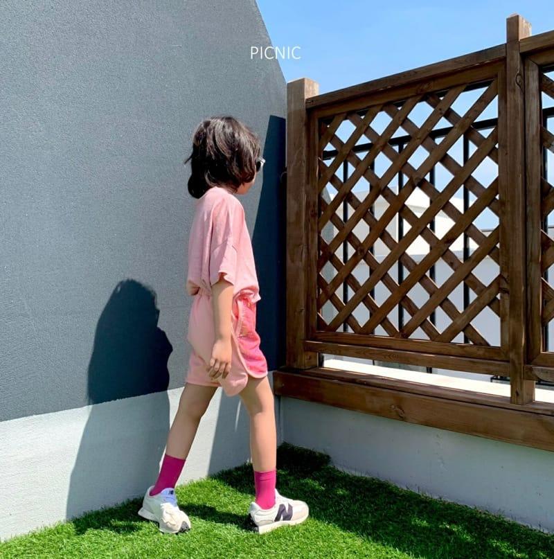 PICNIC - Korean Children Fashion - #Kfashion4kids - Spangle Shorts - 8