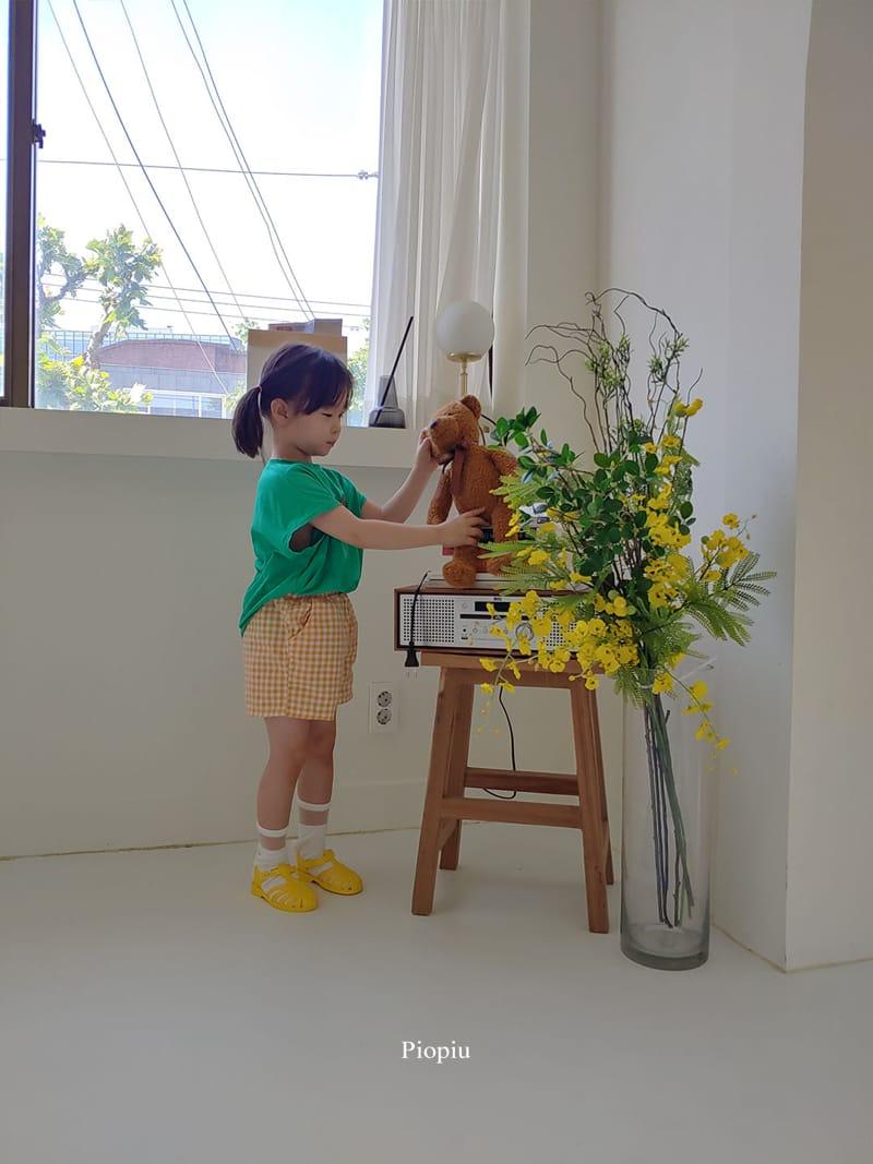PIOPIU - Korean Children Fashion - #Kfashion4kids - Tomato Sleeveless Te - 10