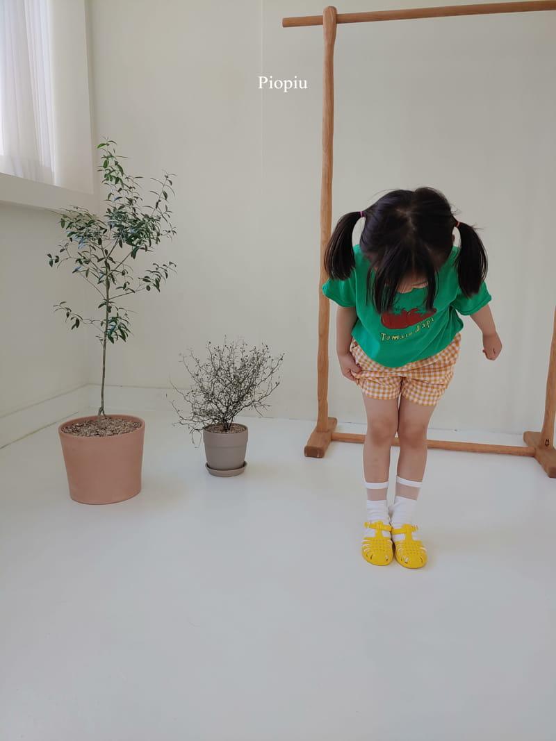 PIOPIU - Korean Children Fashion - #Kfashion4kids - Tomato Sleeveless Te - 7