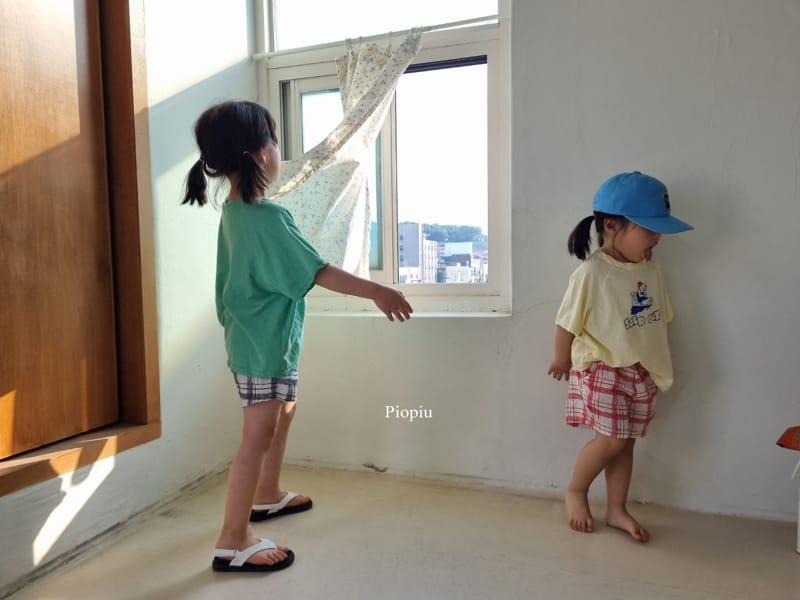 PIOPIU - Korean Children Fashion - #Kfashion4kids - Beaver Tee - 10