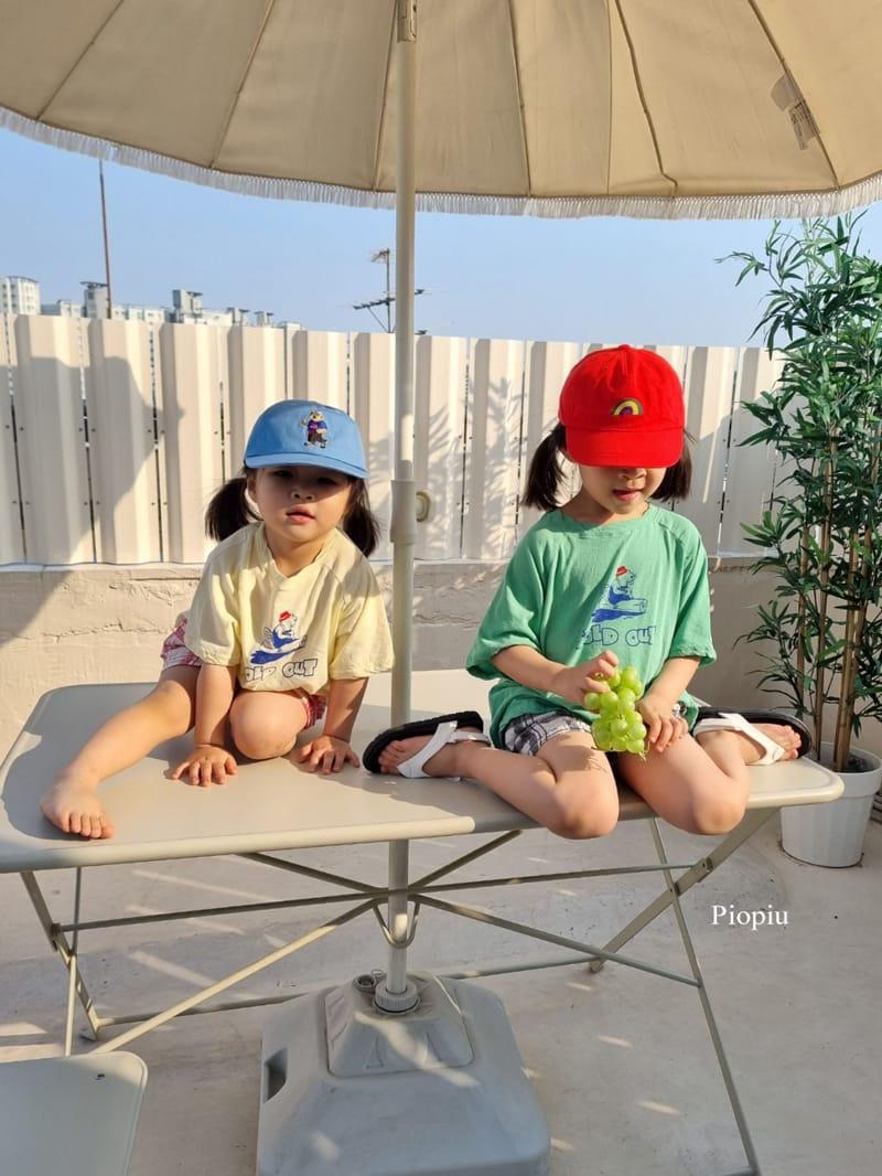 PIOPIU - Korean Children Fashion - #Kfashion4kids - Beaver Tee - 11