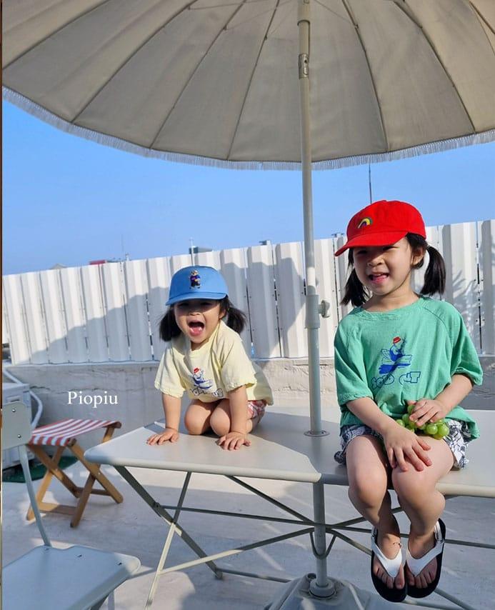 PIOPIU - Korean Children Fashion - #Kfashion4kids - Beaver Tee - 12