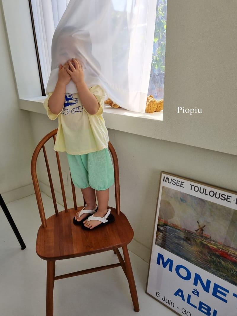 PIOPIU - Korean Children Fashion - #Kfashion4kids - Beaver Tee - 5