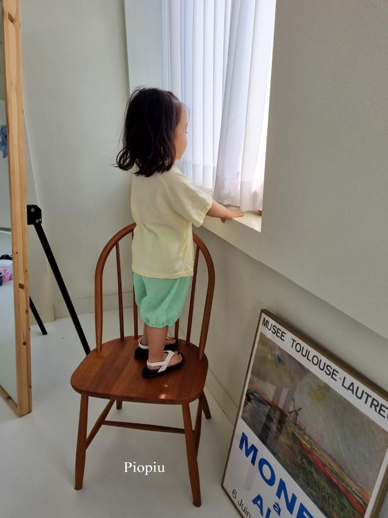 PIOPIU - Korean Children Fashion - #Kfashion4kids - Beaver Tee - 9