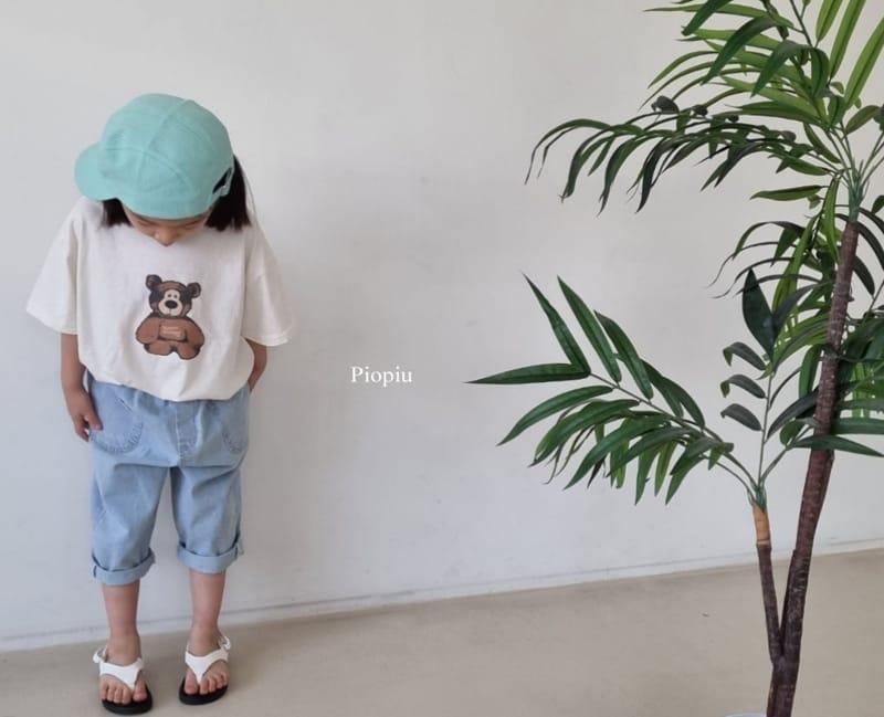 PIOPIU - Korean Children Fashion - #Kfashion4kids - Teddy Tee - 10