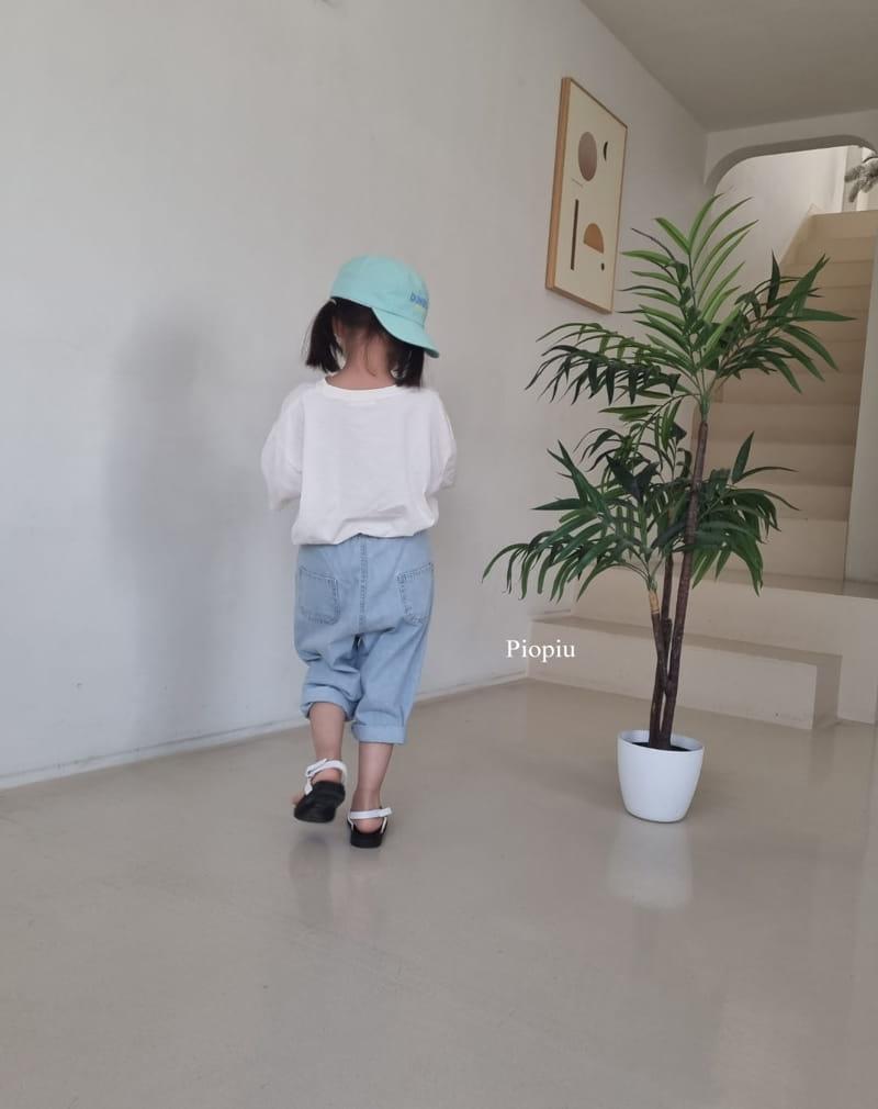 PIOPIU - Korean Children Fashion - #Kfashion4kids - Teddy Tee - 5