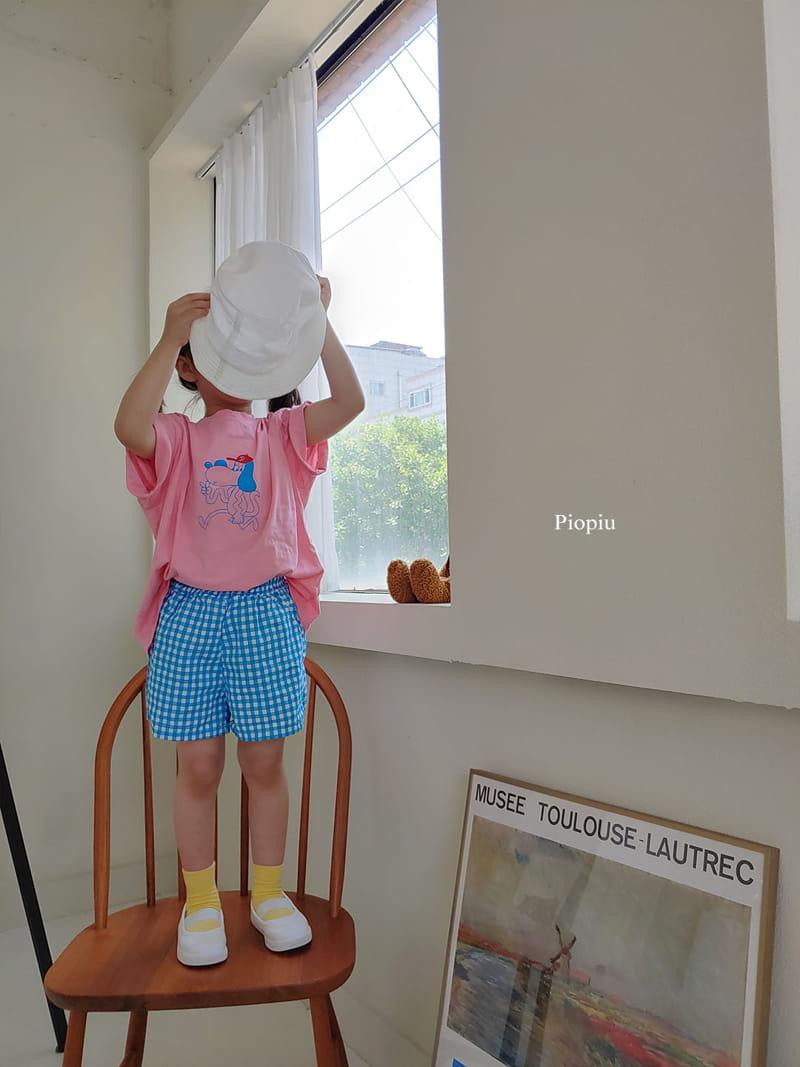 PIOPIU - Korean Children Fashion - #Kfashion4kids - Ppoppi Tee - 12