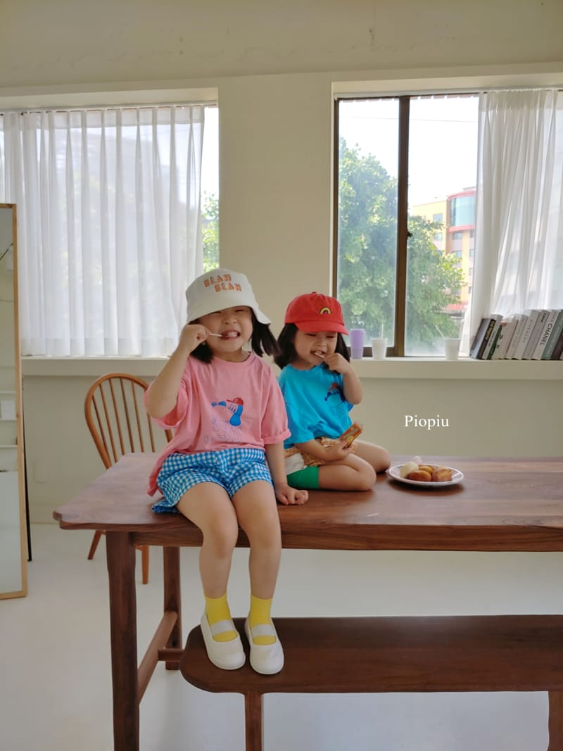 PIOPIU - Korean Children Fashion - #Kfashion4kids - Ppoppi Tee - 4
