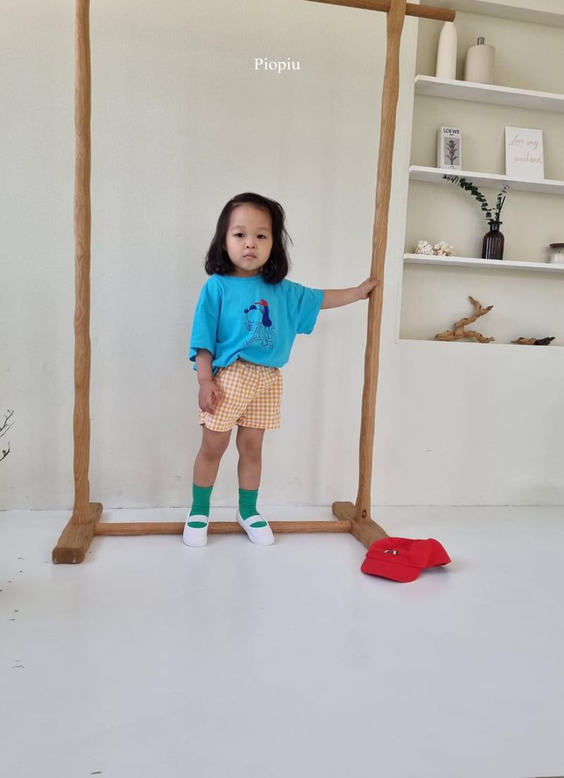 PIOPIU - Korean Children Fashion - #Kfashion4kids - Ppoppi Tee - 5