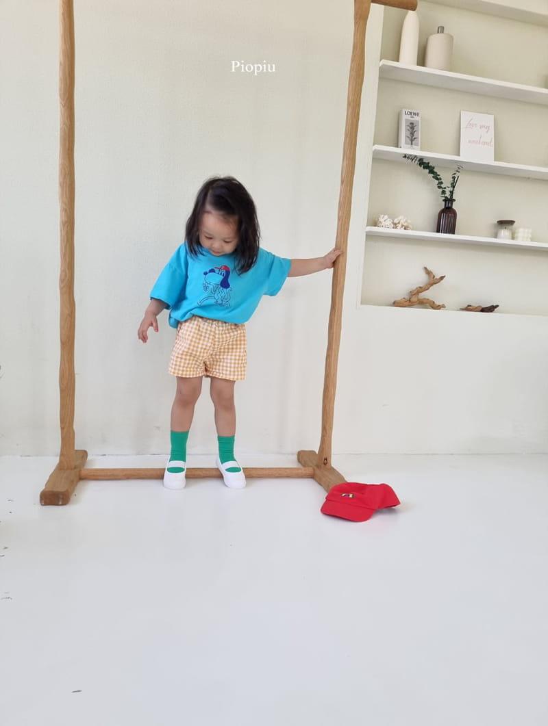 PIOPIU - Korean Children Fashion - #Kfashion4kids - Ppoppi Tee - 6