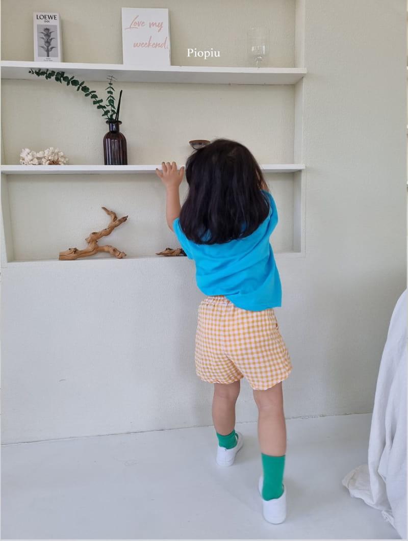 PIOPIU - Korean Children Fashion - #Kfashion4kids - Ppoppi Tee - 7