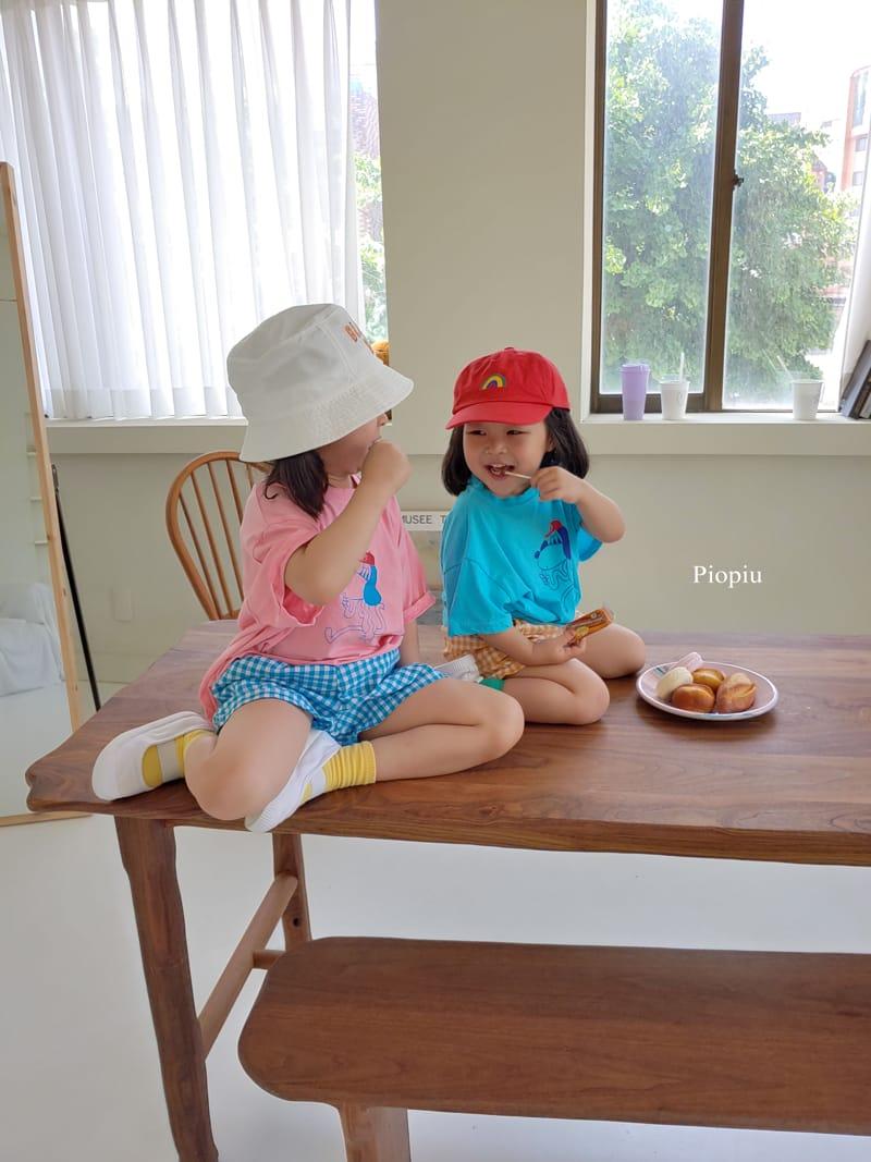 PIOPIU - Korean Children Fashion - #Kfashion4kids - Ppoppi Tee - 8