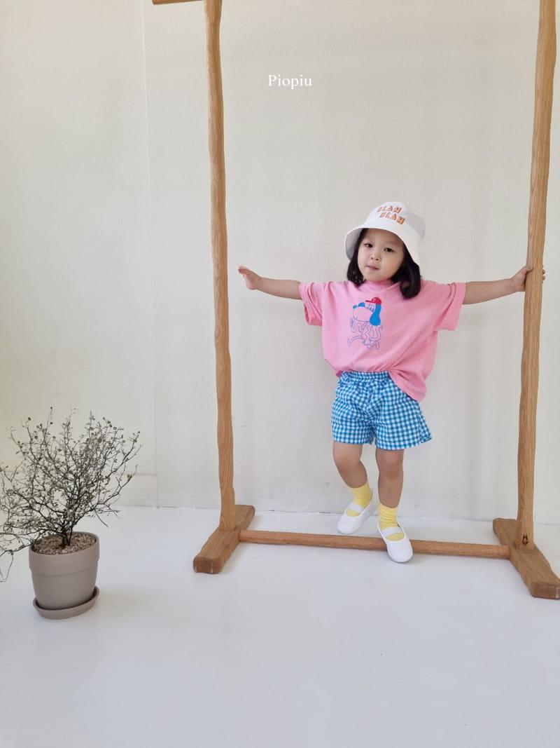 PIOPIU - Korean Children Fashion - #Kfashion4kids - Ppoppi Tee - 9