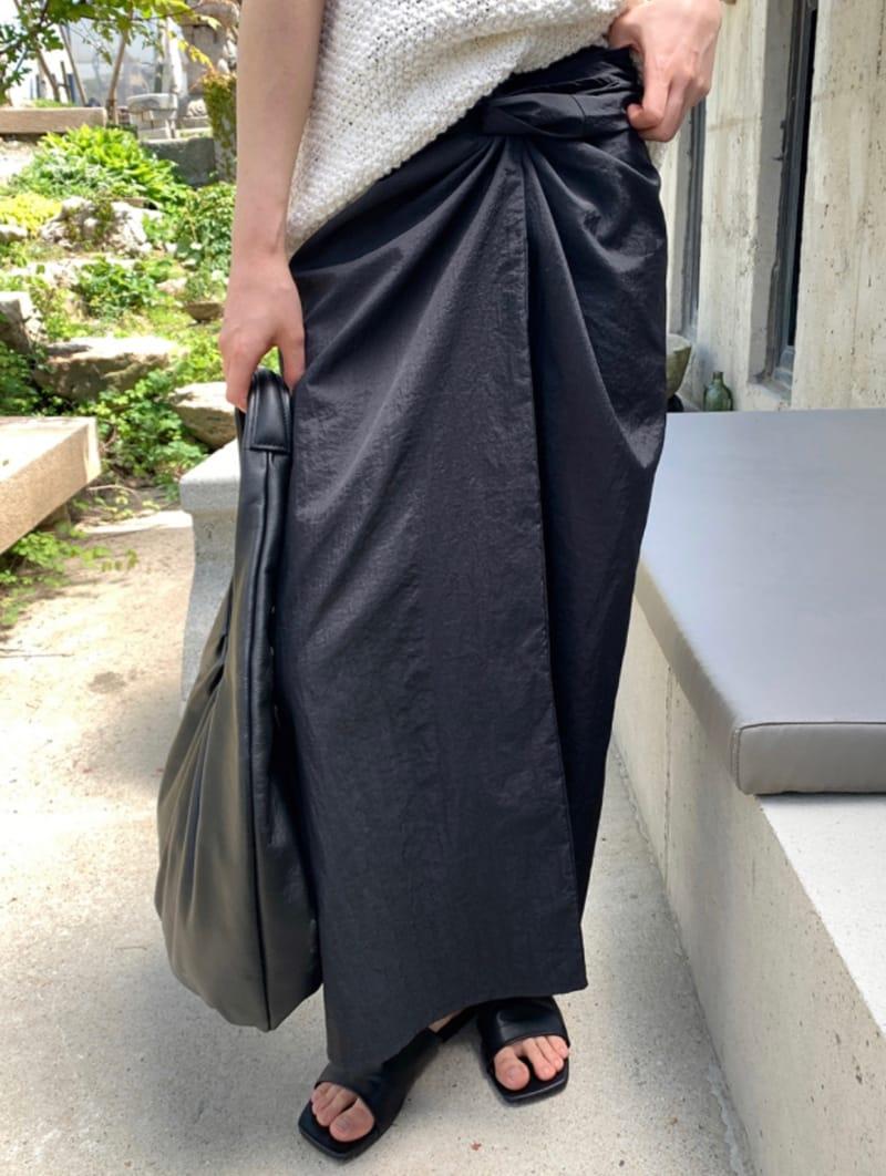 RATEL - Korean Children Fashion - #Kfashion4kids - Twisted Skirt - 5