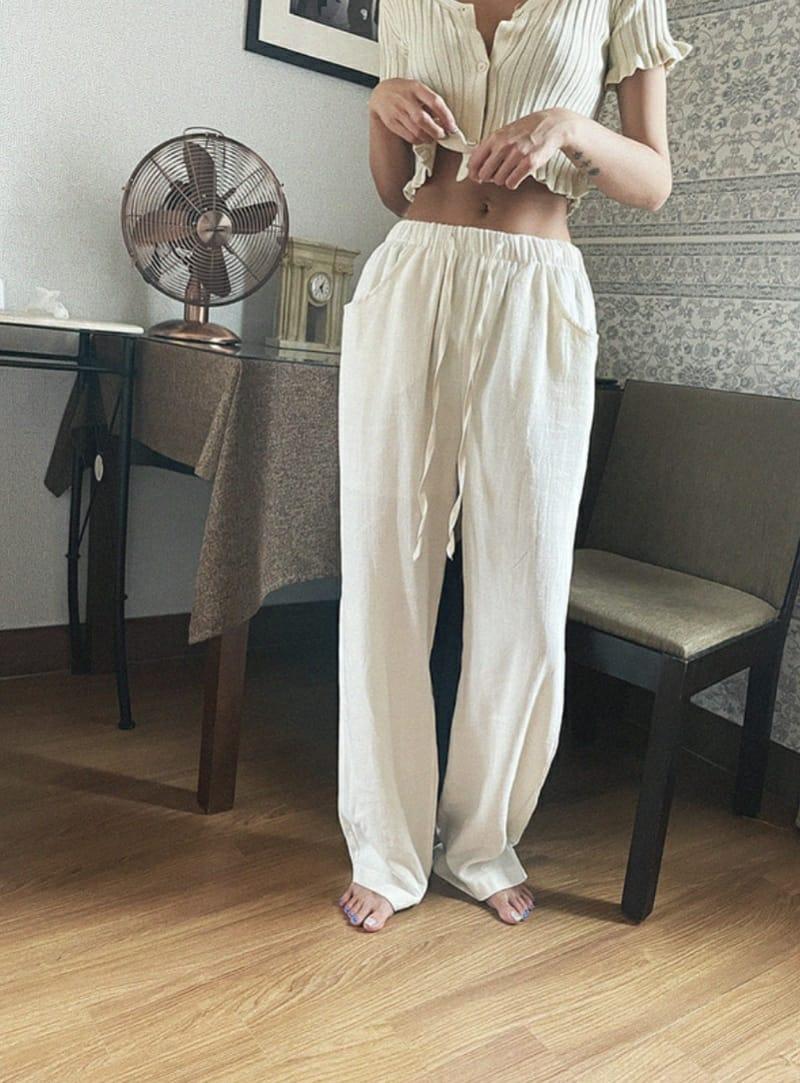 RATEL - Korean Children Fashion - #Kfashion4kids - Maro Pants - 3