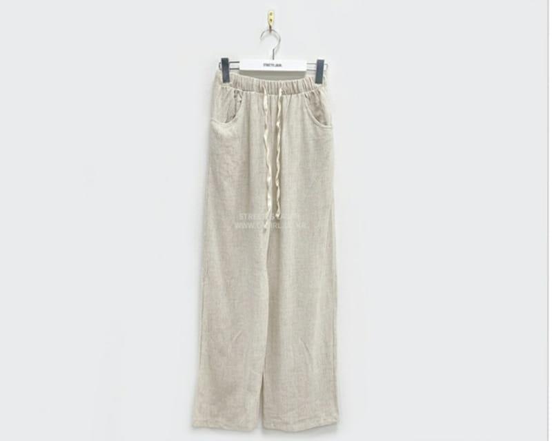 RATEL - Korean Children Fashion - #Kfashion4kids - Maro Pants - 5