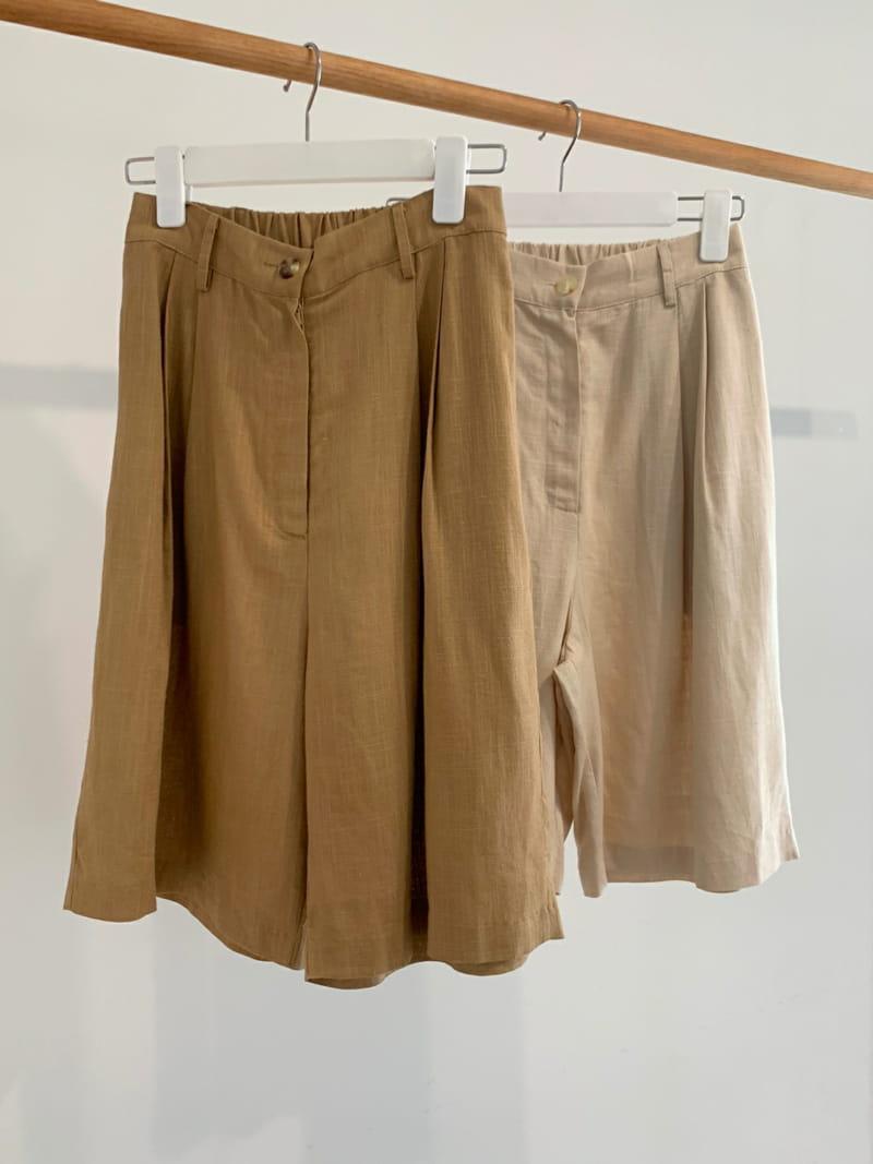 RATEL - Korean Children Fashion - #Kfashion4kids - Bibi Linen Pants - 5