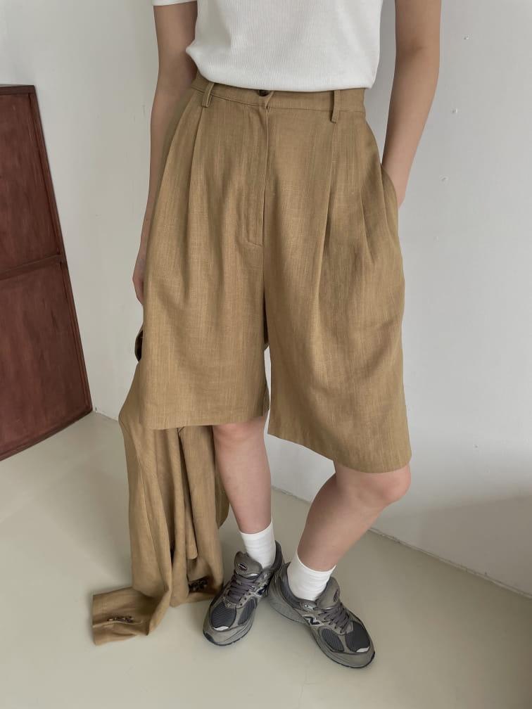 RATEL - BRAND - Korean Children Fashion - #Kfashion4kids - Bibi Linen Pants