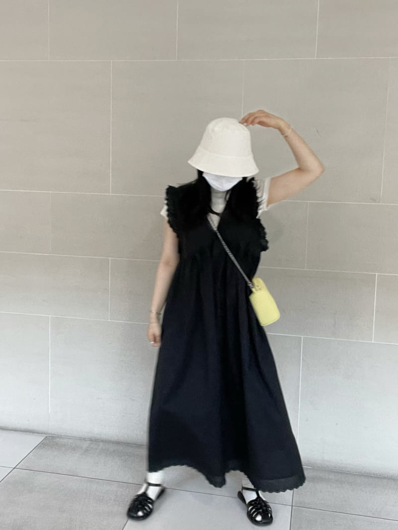 TWENTY FOUR SEVEN - Korean Children Fashion - #Kfashion4kids - Remi One-piece
