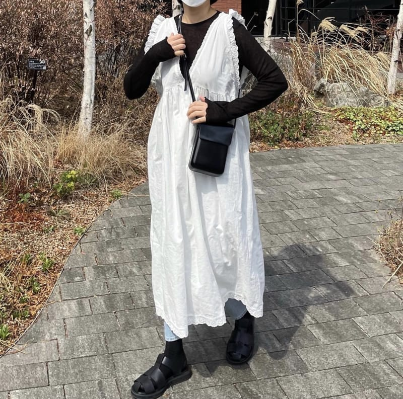 TWENTY FOUR SEVEN - Korean Children Fashion - #Kfashion4kids - Remi One-piece - 4