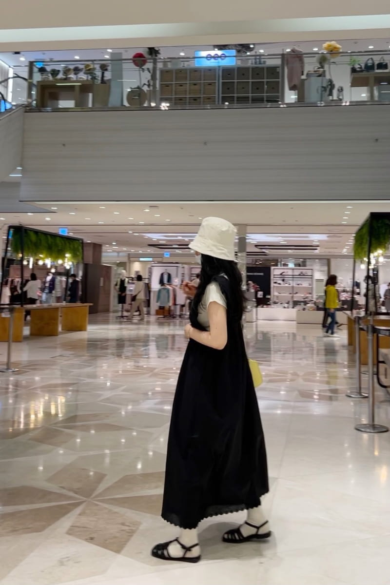 TWENTY FOUR SEVEN - Korean Children Fashion - #Kfashion4kids - Remi One-piece - 5