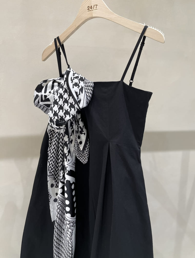 TWENTY FOUR SEVEN - Korean Children Fashion - #Kfashion4kids - Multi-scarf - 4