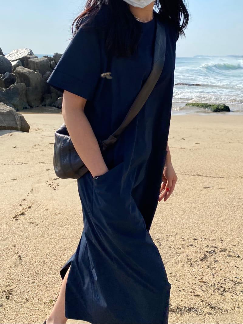 TWENTY FOUR SEVEN - Korean Children Fashion - #Kfashion4kids - Basque One-piece - 5