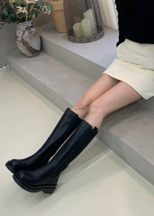 VADE - Korean Children Fashion - #Kfashion4kids - D99 Long Boots - 2