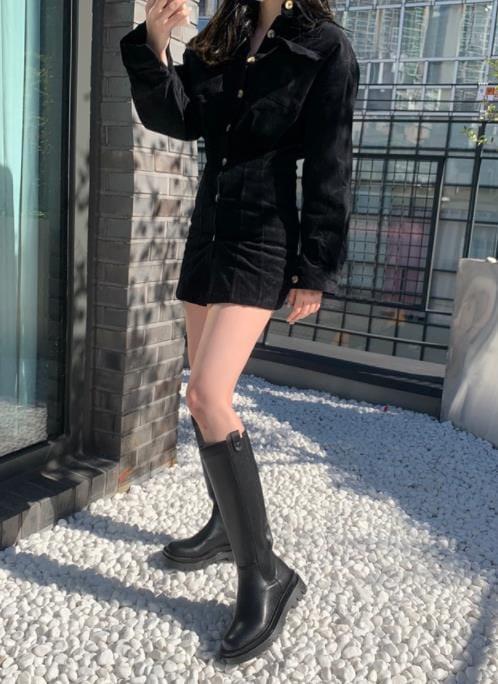 VADE - Korean Children Fashion - #Kfashion4kids - D99 Long Boots - 3