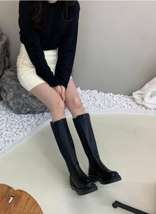 VADE - Korean Children Fashion - #Kfashion4kids - D99 Long Boots - 4