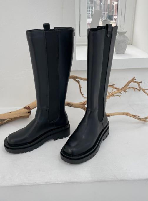 VADE - BRAND - Korean Children Fashion - #Kfashion4kids - D99 Long Boots