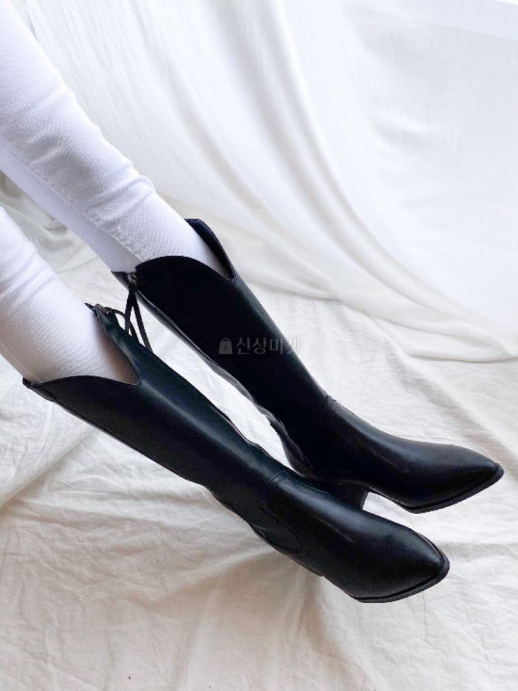 VADE - Korean Children Fashion - #Kfashion4kids - Ja 1200 Western Walker Boots