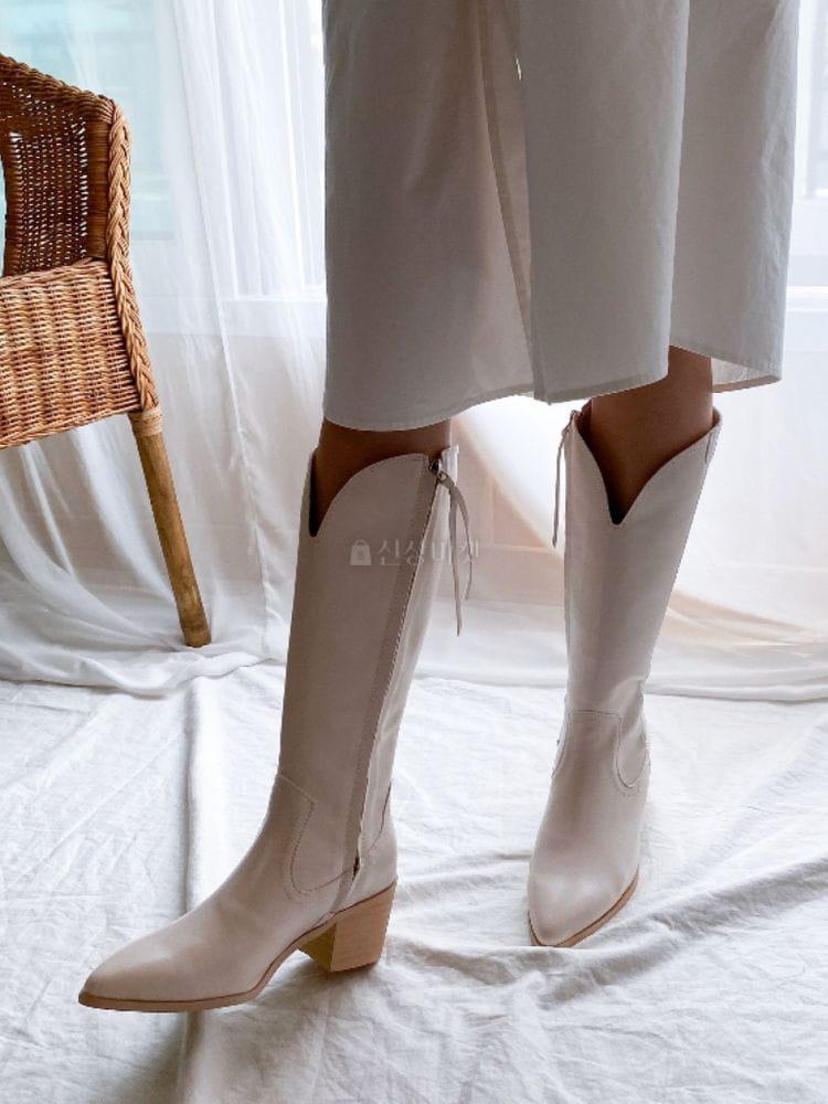 VADE - Korean Children Fashion - #Kfashion4kids - Ja 1200 Western Walker Boots - 4