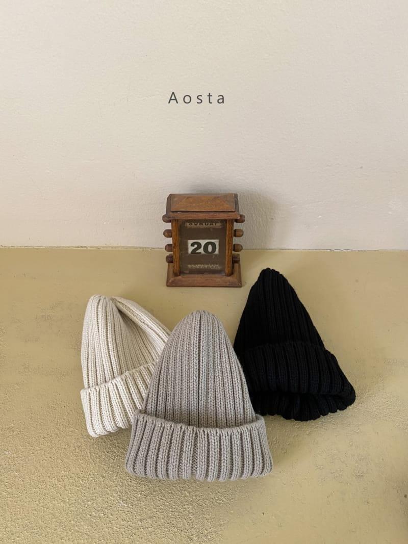 AOSTA - Korean Children Fashion - #Kfashion4kids - Knit Beanie - 3