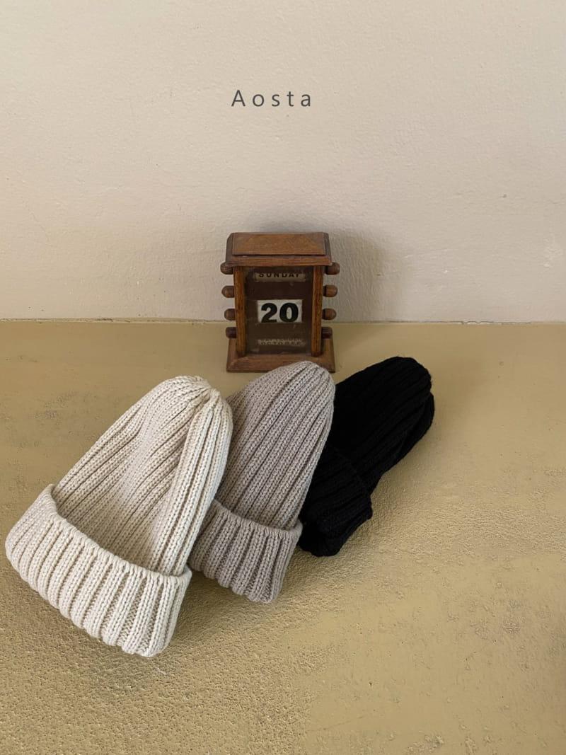 AOSTA - Korean Children Fashion - #Kfashion4kids - Knit Beanie - 4