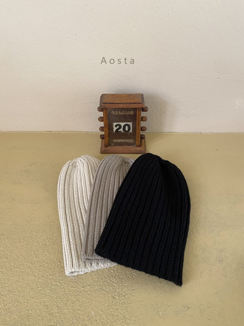 AOSTA - Korean Children Fashion - #Kfashion4kids - Knit Beanie - 5
