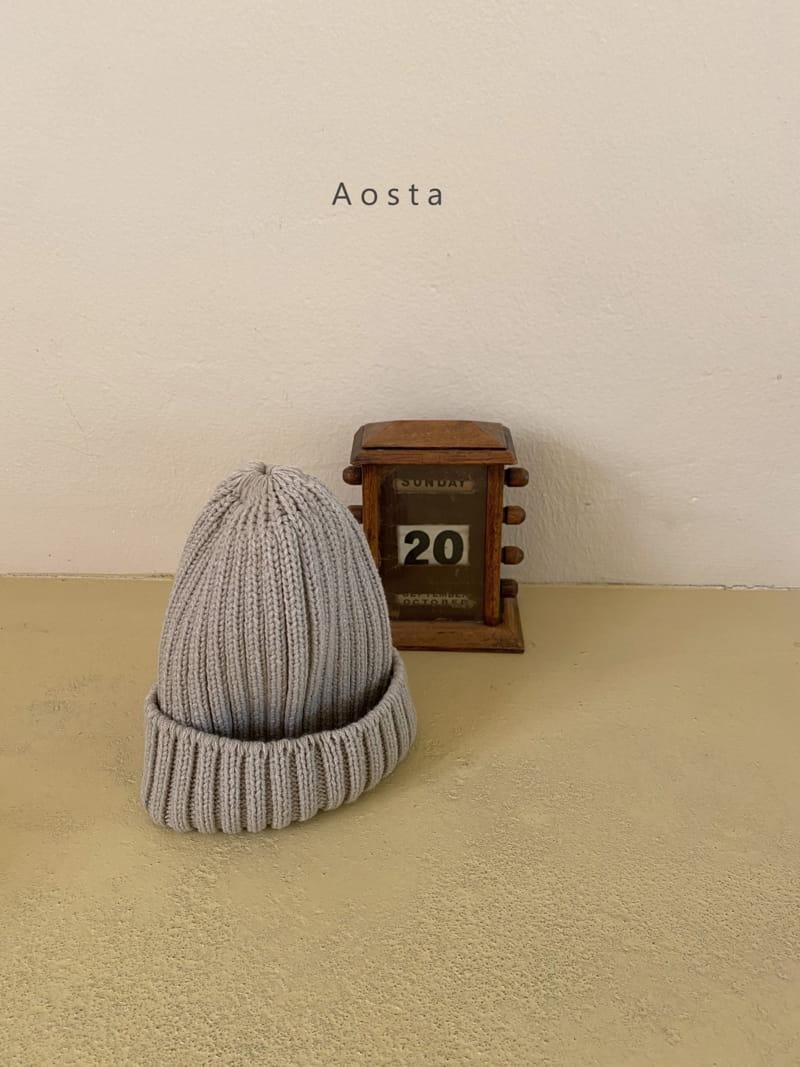 AOSTA - Korean Children Fashion - #Kfashion4kids - Knit Beanie - 6