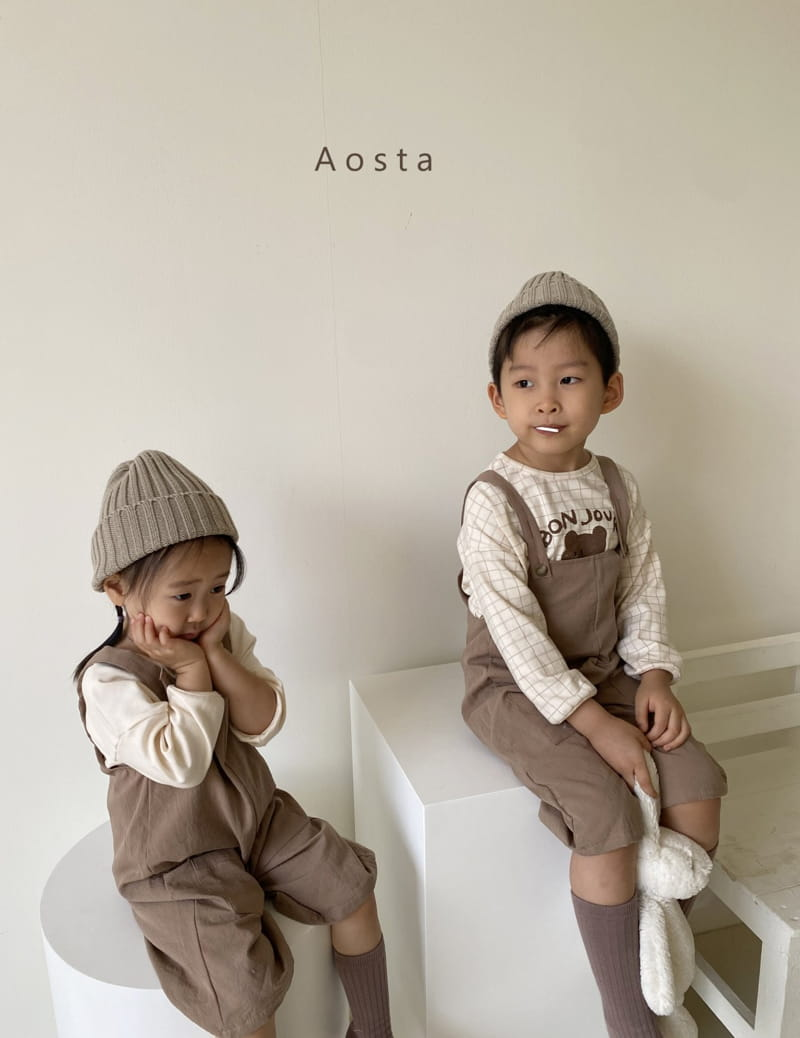 AOSTA - Korean Children Fashion - #Kfashion4kids - Knit Beanie - 8