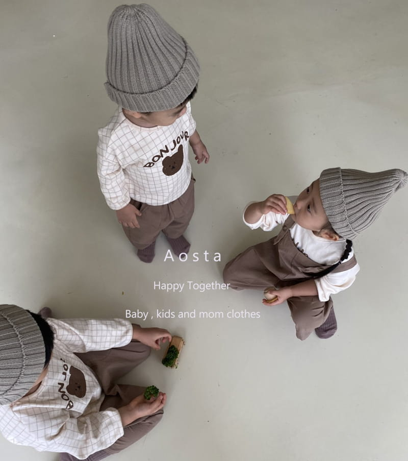 AOSTA - Korean Children Fashion - #Kfashion4kids - Knit Beanie - 9