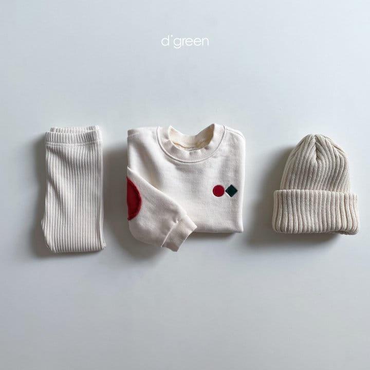 DIGREEN - Korean Children Fashion - #Kfashion4kids - Mongle Sweatshirt - 10