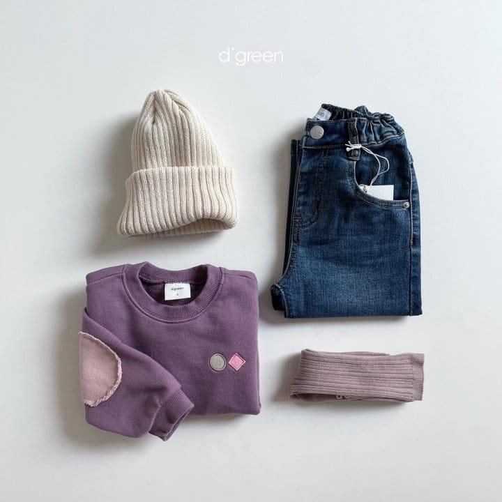 DIGREEN - Korean Children Fashion - #Kfashion4kids - Mongle Sweatshirt - 11
